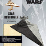 IncrediBuilds: Star Destroyer - Deluxe Book and Model Set (16.10.2018)