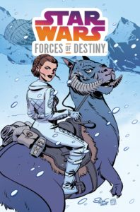 Star Wars Adventures: Forces of Destiny (24.04.2017)