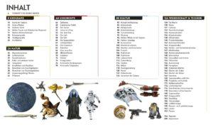 Star Wars: Die illustrierte Enzyklopädie – Alle Filme und Serien - Vorschauseite 1