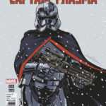 Captain Phasma #3 (David Lopez Variant Cover) (04.10.2017)