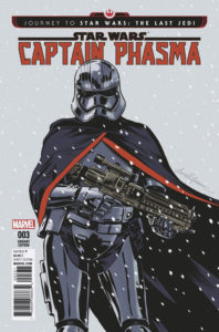 Captain Phasma #3 (David Lopez Variant Cover) (04.10.2017)