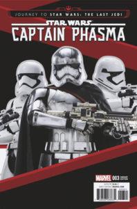 Captain Phasma #3 (Movie Variant Cover) (04.10.2017)