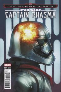 Captain Phasma #4 (Rod Reis Variant Cover) (18.10.2017)
