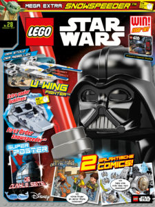 LEGO Star Wars Magazin #28 (23.09.2017)