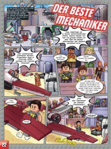 LEGO Star Wars Magazin #28 - Vorschau Seite 22