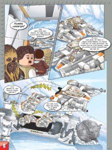 LEGO Star Wars Magazin #28 - Vorschau Seite 6