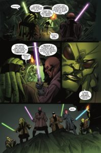 Jedi of the Republic – Mace Windu #2 Vorschauseite 3