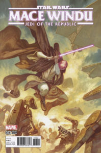 Jedi of the Republic – Mace Windu #3 (Julian Totino Tedesco Variant Cover) (25.10.2017)