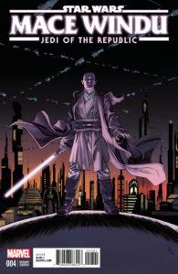 Jedi of the Republic – Mace Windu #4 (Declan Shalvey Variant Cover) (29.11.2017)