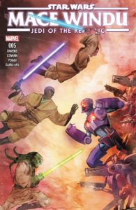 Jedi of the Republic – Mace Windu #5 (27.12.2017)