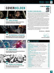 OSWM #87 - Inhaltsverzeichnis