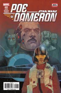 Poe Dameron #22 (20.12.2017)