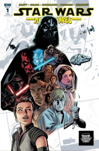 Star Wars Adventures #1 (Chris Samnee Local Comic Shop Day Variant Cover) (08.11.2017)