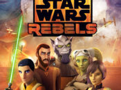 Star Wars Rebels Staffel 4 - Poster