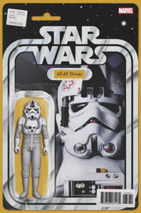Star Wars #38 (Action Figure Variant Cover) (08.11.2017)