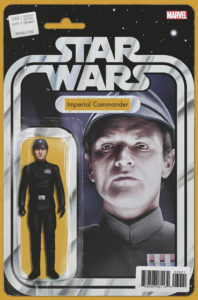 Star Wars #39 (Action Figure Variant Cover) (22.11.2017)