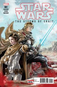 Star Wars: The Last Jedi: Storms of Crait #1 (27.12.2017)