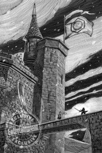 William Shakespeare's The Force Doth Awaken - Illustration 1