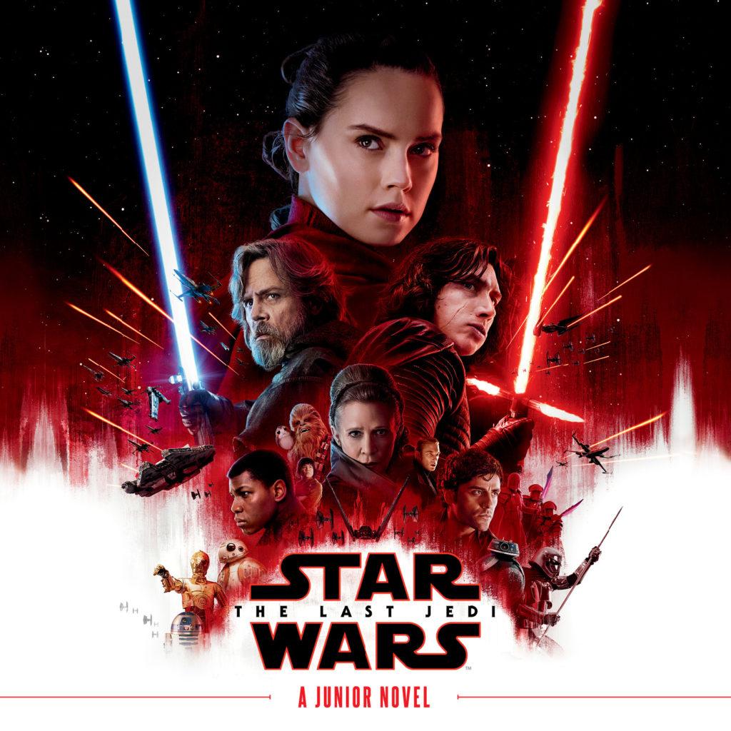 Star Wars: The Last Jedi - A Junior Novel (06.03.2018)