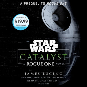 Catalyst: A Rogue One Novel (01.05.2018)