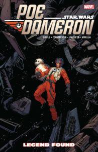 Poe Dameron Volume 4: Legend Found (29.05.2018)