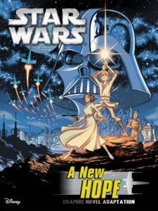 Star Wars: A New Hope - Graphic Novel Adaptation (18.09.2018)