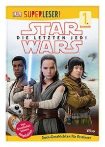 Star Wars: Die letzten Jedi (SUPERLESER! Stufe 1) (23.01.2018)