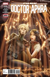 Doctor Aphra #16 (31.01.2018)