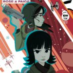 Forces of Destiny - Rose & Paige (Cover A by Nicoletta Baldari) (31.01.2018)