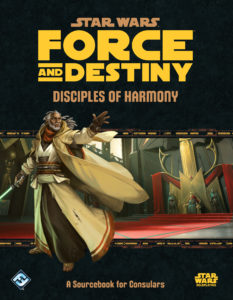 Force and Destiny: Disciples of Harmony (01.06.2017)