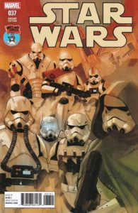 Star Wars #37 (Phil Noto Mile High Comics Variant Cover) (04.10.2017)