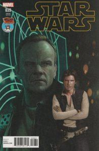 Star Wars #39 (Rahzzah Mile High Comics Variant Cover) (22.11.2017)