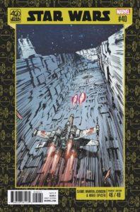 Star Wars #40 (Daniel Warren Johnson Star Wars 40th Anniversary Variant Cover) (13.12.2017)