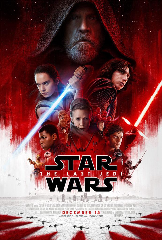 Star Wars: The Last Jedi - Offizielles Poster
