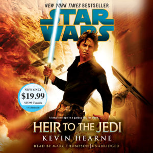 Heir to the Jedi (01.05.2018)