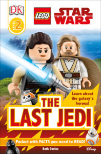 LEGO Star Wars: The Last Jedi (DK Readers Level 2) (06.03.2018)