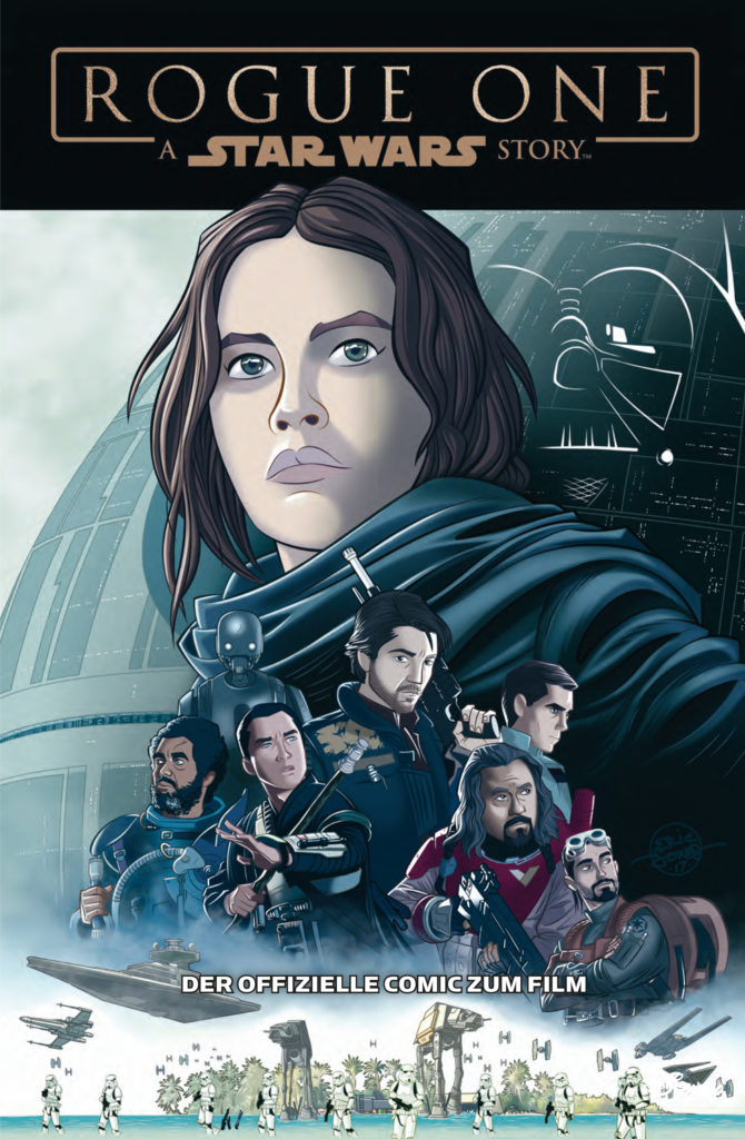 Rogue One – Die Junior Graphic Novel (21.05.2018)