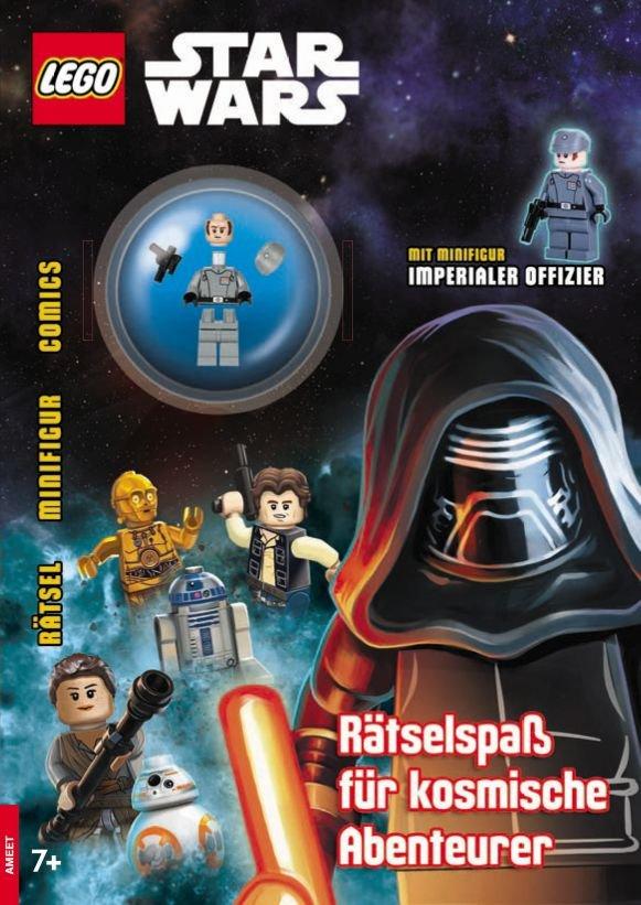 LEGO Star Wars: Rätselspaß für kosmische Abenteurer (01.03.2018)