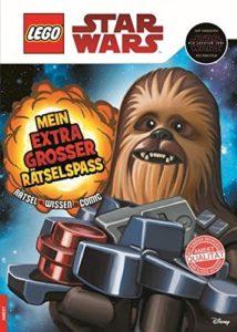 LEGO Star Wars: Mein extragroßer Rätselspaß (01.03.2018)