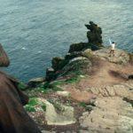 Star Wars: Die letzten Jedi: Mark Hamill als Luke Skywalker und Daisy Ridley als Rey