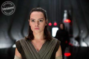 Star Wars: Die letzten Jedi: Daisy Ridley als Rey