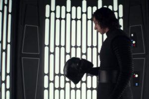 Star Wars: Die letzten Jedi: Adam Driver als Kylo Ren