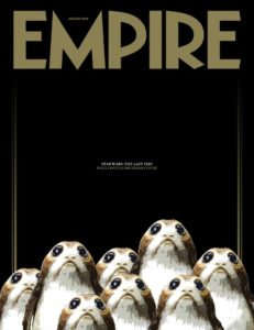 Empire Abo-Cover mit Porgs