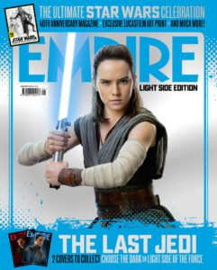 Empire-Magazin: The Last Jedi Light Side Cover