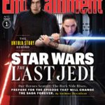 Entertainment Weekly Cover Kylo Rey