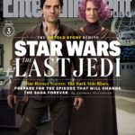Entertainment Weekly Cover Poe Holdo