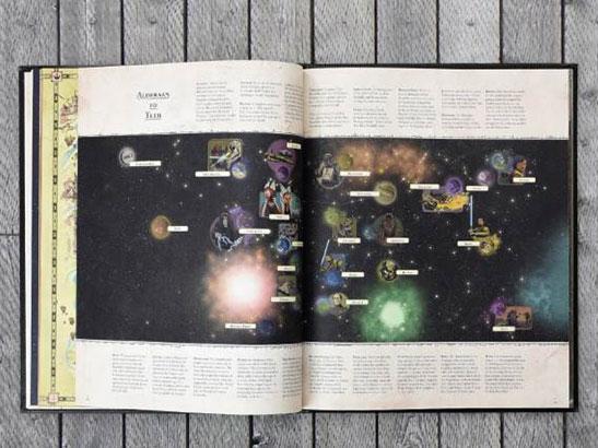 Galactic Atlas Sonderedition 4