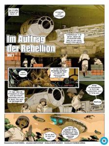 Im Auftrag der Rebellion (Comic)