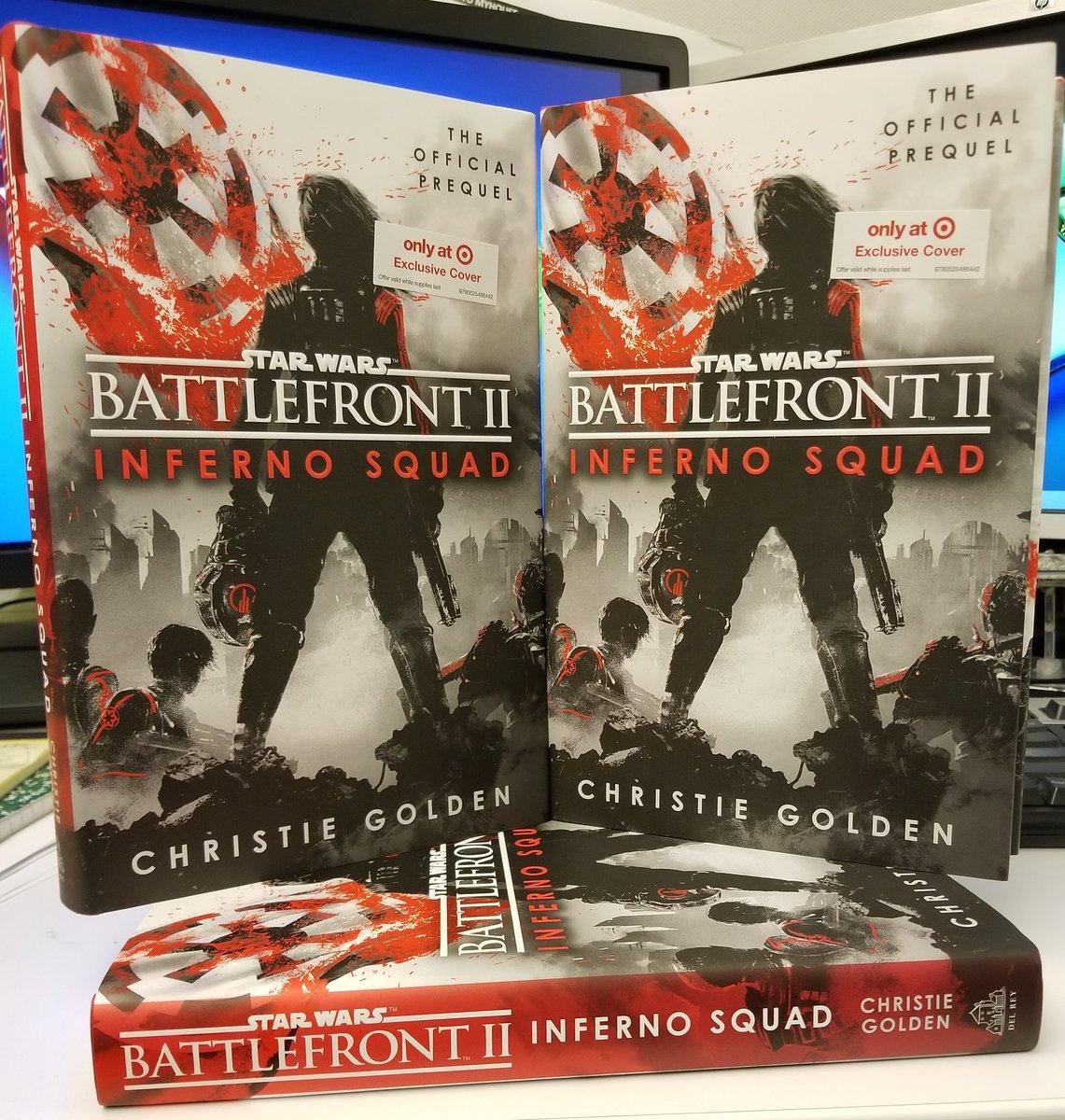 Star Wars Battlefront II Christie Golden
