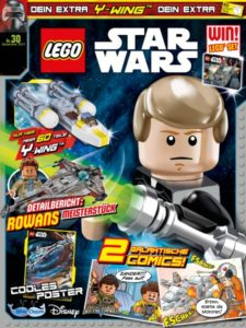 LEGO Star Wars Magazin #30 (18.11.2017)